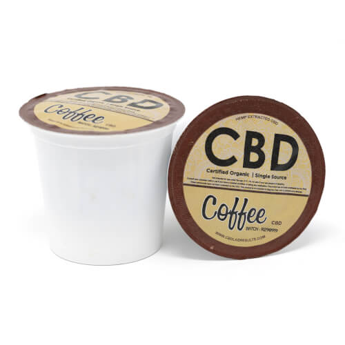 Atacado de CBD Coffee