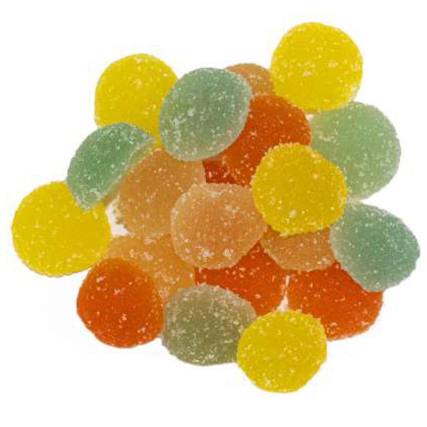 Gummies all'ingrosso di CBD